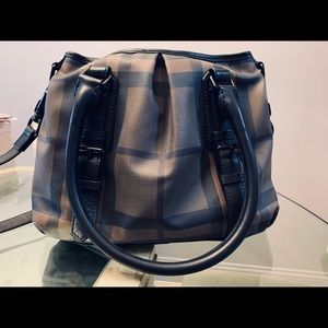 BURBERRY NORTHFIELD SATCHEL